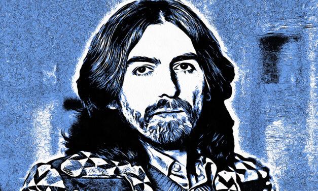 George Harrison und Paramahansa Yogananda