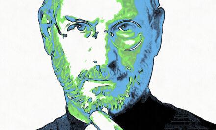 Steve Jobs und Paramahansa Yogananda